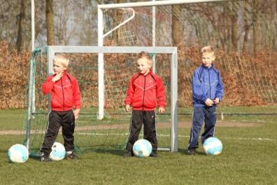 Start kaboutervoetbal